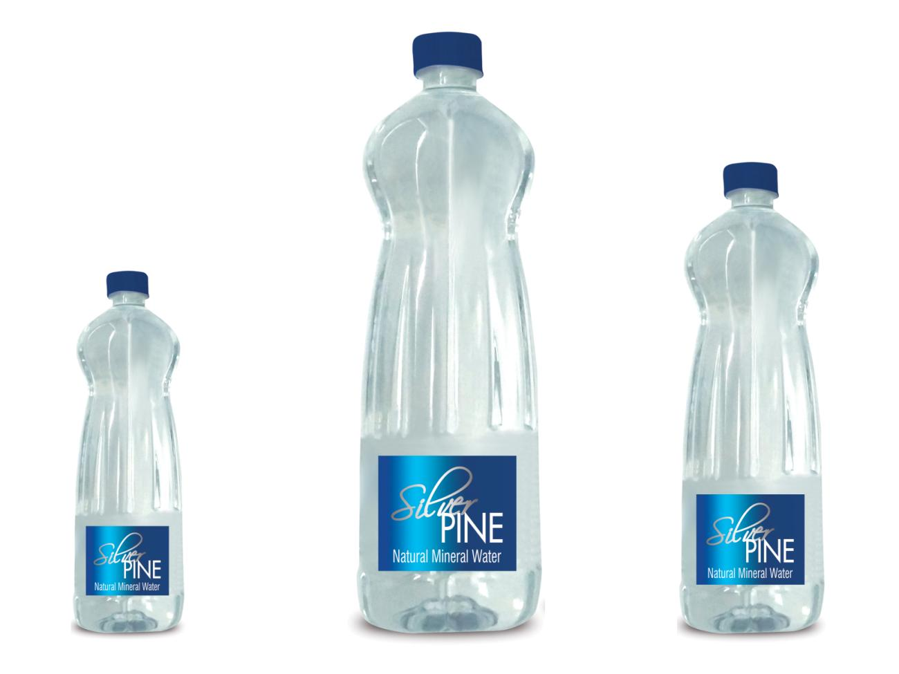 SILVER PINE NATURAL MINERAL WATER