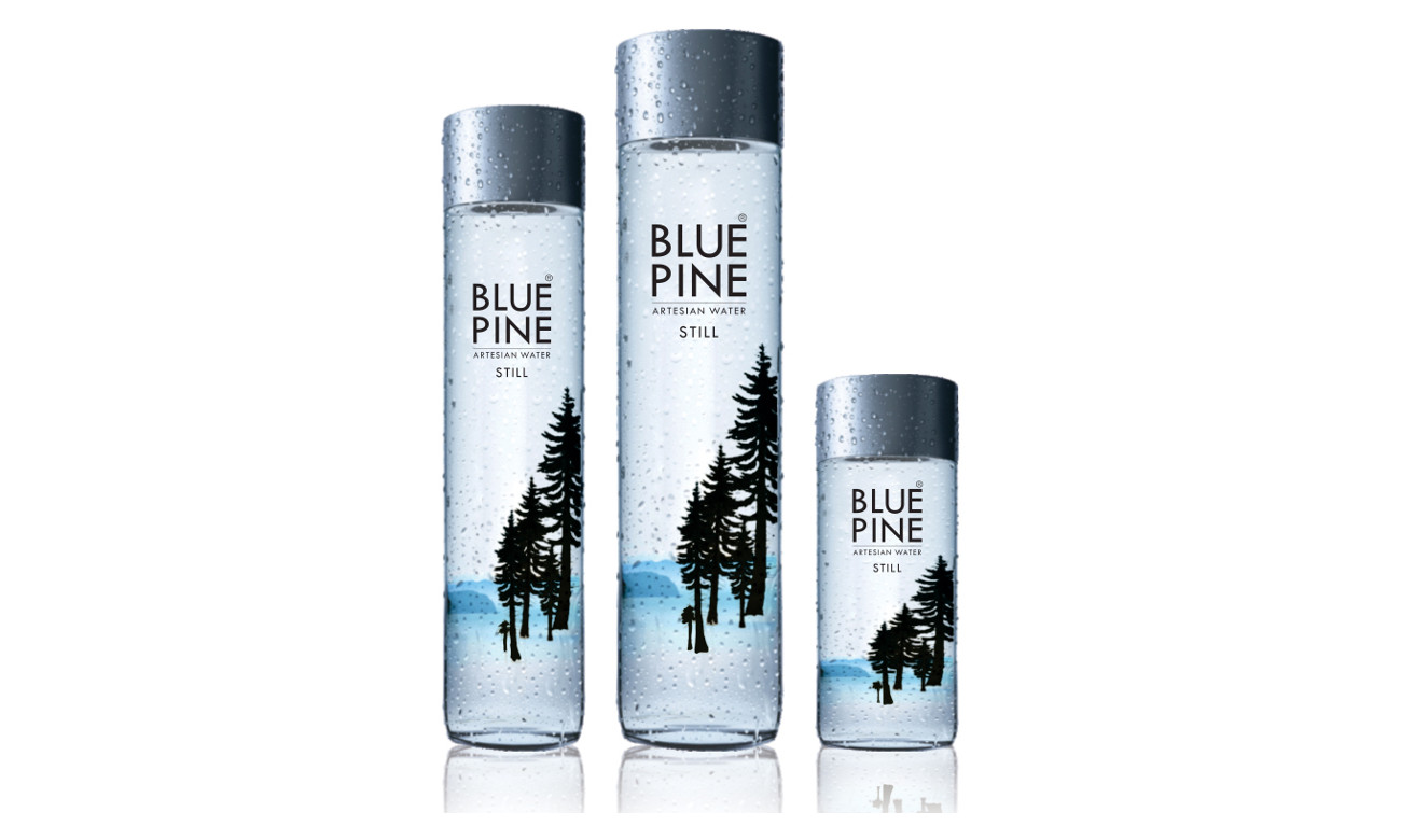 BLUE PINE ARTESIAN WATER